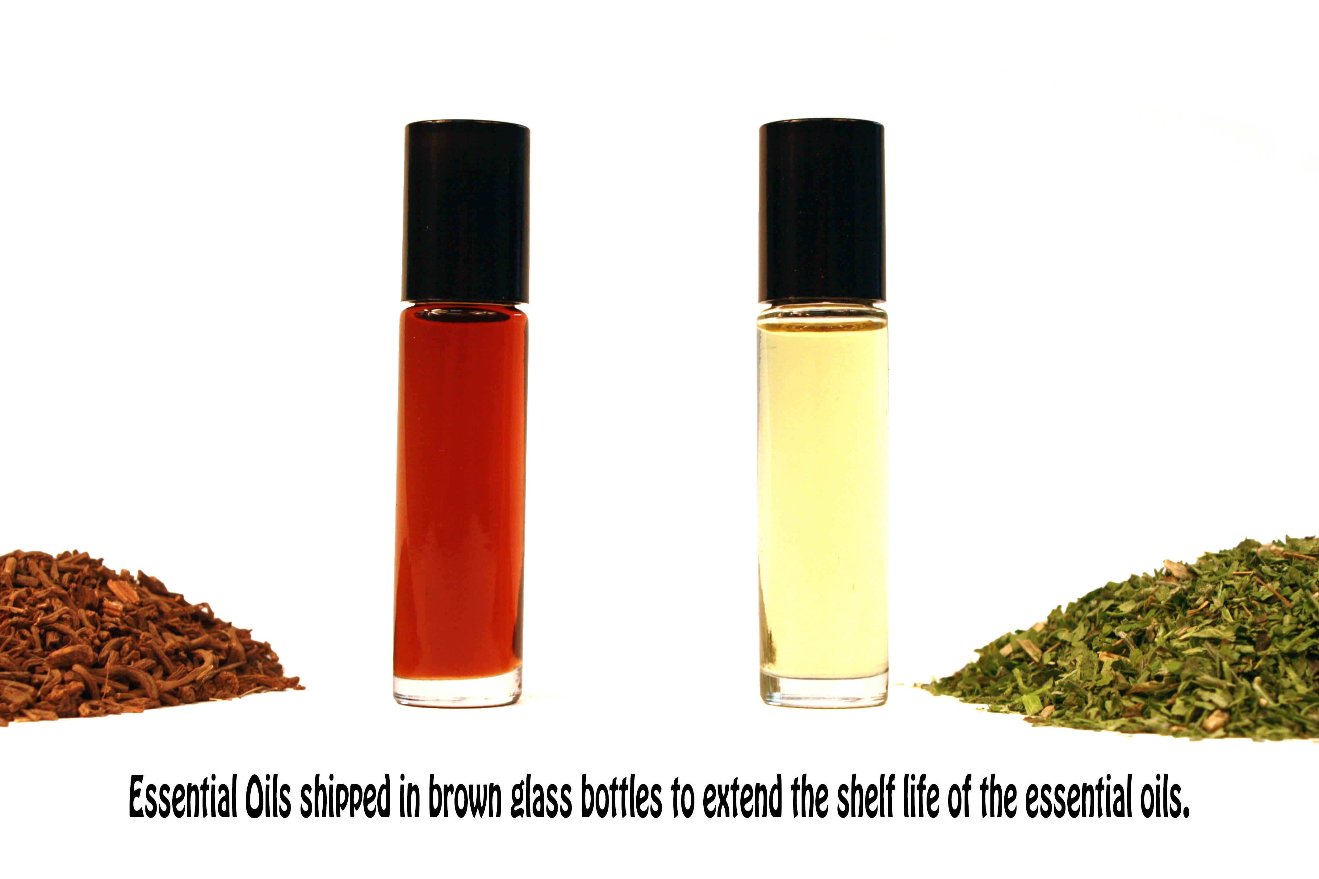 Catnip & Valerian Essential Oils - rocket fuel for your roommate!